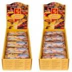 AVOINE DOREE - OATMEAL GOLD ENERGY BAR - 12 BARS