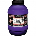 ULTIMATE NUTRITION ISO MASS XTREME GAINER (10.11lbs)