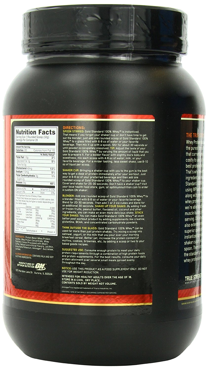Optimum Nutrition On Whey Gold Standard 2lbs Supplement Factory Ultimate Prostar Protein 10 Lb