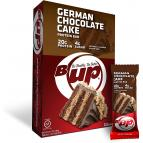 B-UP GERMAN CHOCOLATE CAKE - LOW SUGAR HIGH PROTEIN - 12 BARS
