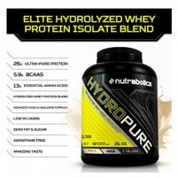 NUTRABOLICS Hydropure (4.5Lbs, 75 Servings)_3