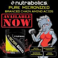 NUTRABOLICS M | BCAA 6000 Micronized Branched Chain Amino Acids (30 Servings, 240 grams)_3