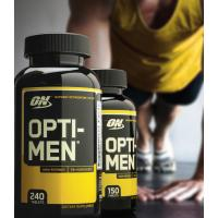 Optimum Nutrition OPTI-MEN (Multi-Vitamin), 240 Caps_6