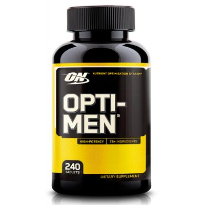 Optimum Nutrition OPTI-MEN (Multi-Vitamin), 240 Caps_1