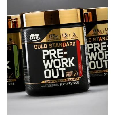 Optimum Nutrition GOLD STANDARD PRE-WORKOUT, 30 Servings_1
