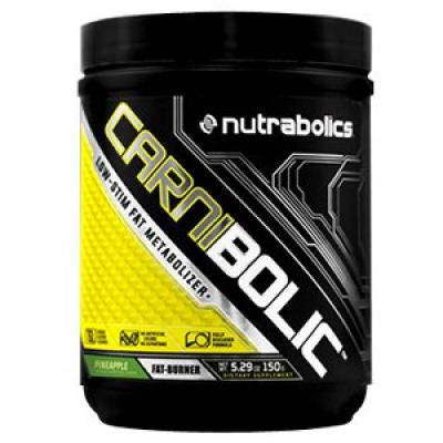 Nutrabolics Carnibolic (30 serving) Low Stim Fat Burner_1