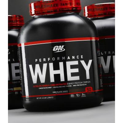 OPTIMUM NUTRITION ON PERFORMANCE WHEY (4.3Lbs, 50 Portions)_1
