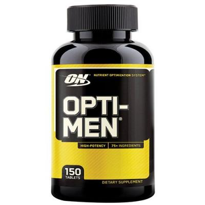 Optimum Nutrition OPTI-MEN (Multi-Vitamin), 150 Caps_1