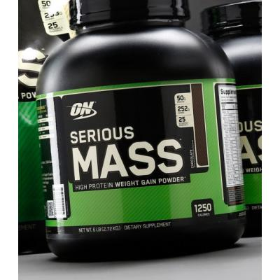 OPTIMUM NUTRITION ON SERIOUS MASS 6 lbs_1