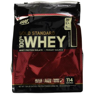 OPTIMUM NUTRITION ON WHEY GOLD STANDARD, 7.64LBS_1