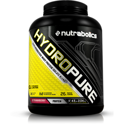 NUTRABOLICS Hydropure (4.5Lbs, 75 Servings)