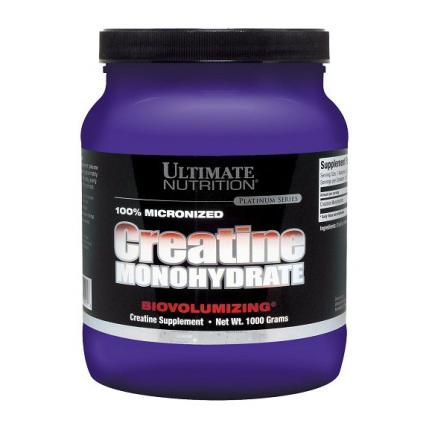 100% MICRONIZED CREATINE MONOHYDRATE 1KG 1000 GRAMS